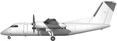 private aircraft west link